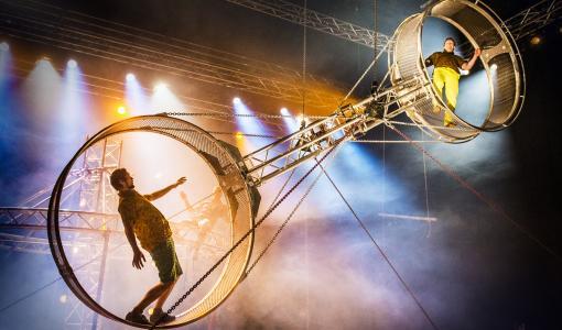 RHC 10th Anniversary Circus Festival 3.-8.7.2018