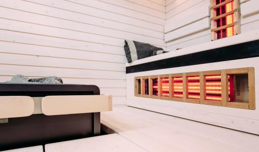 Hybridisauna ja luonnollista designia – Harvian Asuntomessukohteissa esitellään uusinta teknologiaa ja selkeää muotoilua