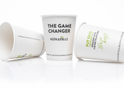 Less plastic. Better future. One cup at a time.