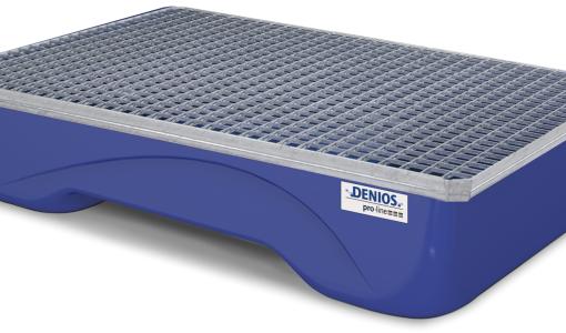 DENIOS UltraSafe - moninkertaisesti palkittu valuma-allas uutuus