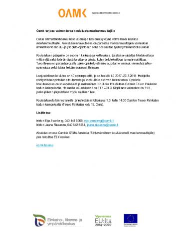 tiedote_siimakoulutus.pdf