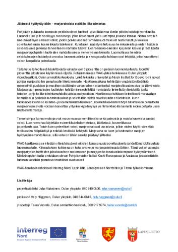 tiedote_wax.pdf