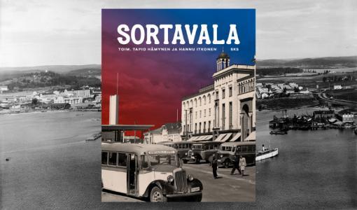 Sortavala-uutuuskirja kertoo rajakaupungin muutoksista ja muistoista – mukana ennen julkaisemattomia kuvia