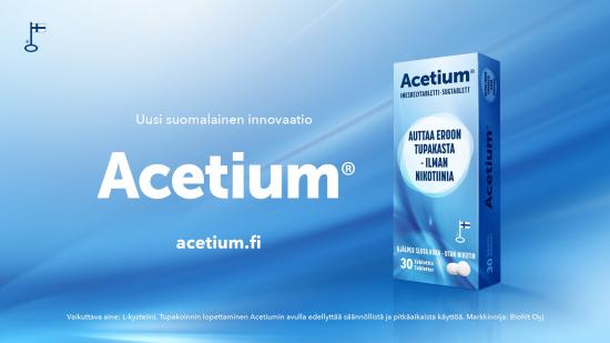 Acetium Tutkimus
