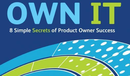 Own It – uusi kirja tulevaisuuden tuoteomistajille