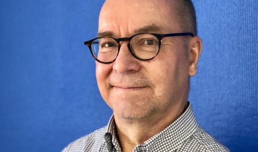 Elinvoimajohtaja Kai Korhonen esittäytyy.