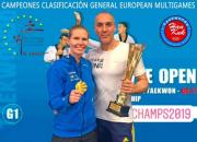 Taekwondo: aikuisten MM-kilpailut 15.-19.5.2019 Manchester