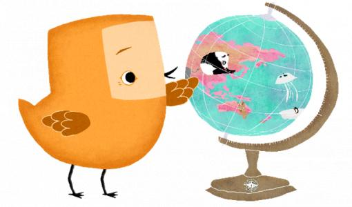 Pikkulille Bigger Picture China -hankkeen pääpalkinto