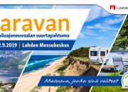 Caravan-messut laajenevat kasvavan matkailuajoneuvoalan vauhdittamana