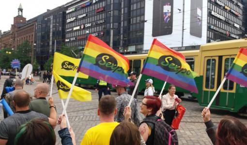 Sexpo juhlii 50 vuoden ikää kattavalla ohjelmalla Helsinki Pride -viikolla