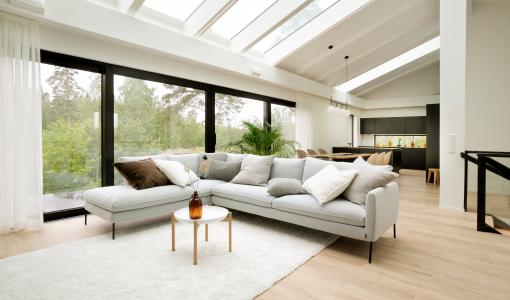 Kouvolan asuntomessut: Villa Element ja Talo Korea valitsivat Iskun kalusteita