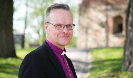 Arkkipiispa Tapio Luoma Job Shadow Day -tapahtuman suojelijaksi
