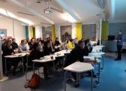 Kipinä-yrittäjyysvalmennus kokosi innostuneen yrittäjäjoukon Savonlinnassa