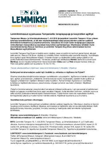 lemmikkitampere19_mediatiedote29082019.pdf
