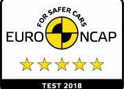 Uusi 2018 Mazda6 saavutti 5 tähteä Euro NCAP testeissä