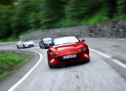 Mazda esittelee 30.000 euron MX-5 mallin Auto2018 -tapahtumassa