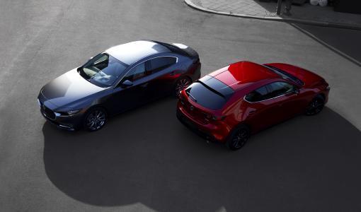Mazda Paljastaa Täysin Uuden Mazda3:n