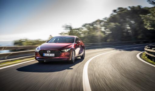 Mazdan Vallankumouksellisen Skyactiv-X -moottorin myynti alkaa