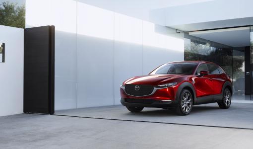 Uuden Mazda CX-30 -katumaasturin hinnasto on julkaistu