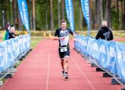 Kaurov ja Parviainen Finntriathlon Vierumäen voittoihin
