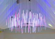 Hansakvarterets renovering på nästan 25 miljoner euro är slutförd – ljuskonstverket Pilvi är renoveringens höjdpunkt