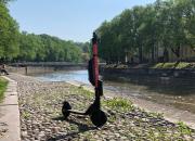 Turkulaiset matkanneet sähköpotkulaudoilla jo kuusi kertaa päiväntasaajan ympäri