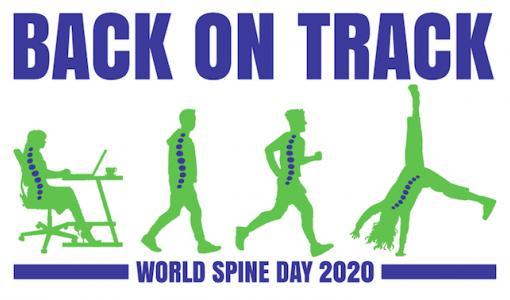 Maailman selkäpäivänä 16.10. huomio selän hyvinvointiin – Selkä taas liikkeelle