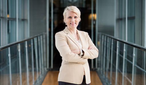 Katarina Engblom Microsoftille vastaamaan kumppaniliiketoiminnasta ja pienistä ja keskisuurista asiakkaista