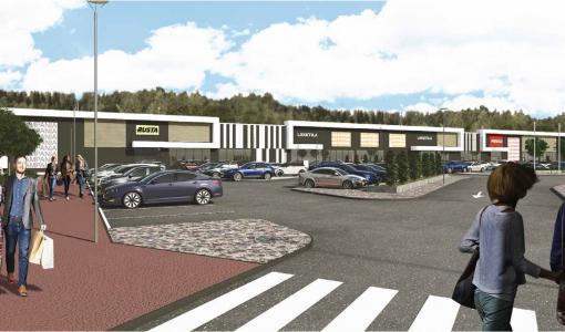 Laajalahden Bredis-liikekeskittymän laajennuksen rakentaminen käynnistynyt Espoossa – kestävä kehitys otetaan huomioon hankkeen kaikissa vaiheissa
