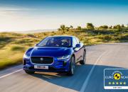 Jaguar I-PACE sai täydet viisi tähteä Euro NCAP törmäystesteissä