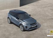 Viisi tähteä viidestä, uusi Range Rover Evoque sai korkeimman luokituksen 2019 Euro NCAP –turvallisuustesteissä