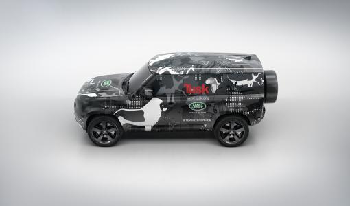 Uusi Land Rover Defender saavutti 1,2 miljoonan testikilometrin merkkipaalun