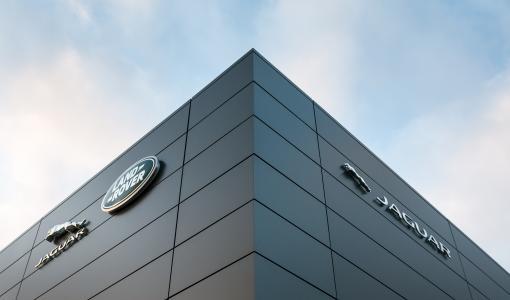 Inchcape tuo kolmannen Jaguar Land Rover myymälän Suomeen
