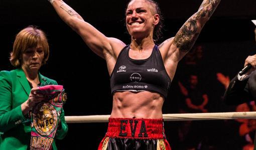 Eva Wahlström puolustaa ensi kertaa maailmanmestaruuttaan vieraskehässä – ottelu nähdään suorana Viaplayssa