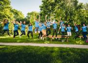Vapaaehtoiset auttavat pitämään huolta Suomenlinnasta