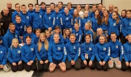Olympiakaraten Pohjois- ja Baltian maiden mestaruuskilpailut 2018