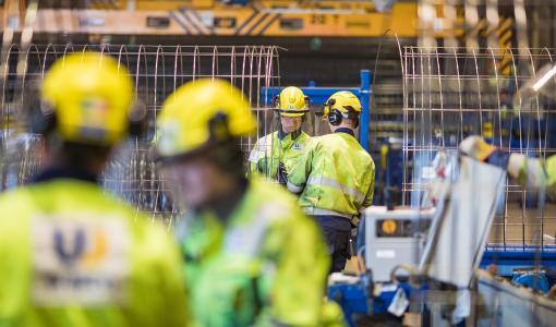 Nord Stream 2 -hankkeen putkien betonipinnoitustyöt valmistuneet Kotkassa
