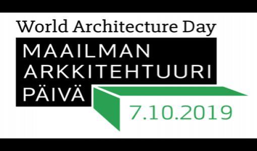 Maailman arkkitehtuuripäivää vietetään 7.10. – kaikille avoimia tapahtumia Tampereella, Kuopiossa ja Oulussa