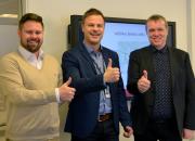 GRK Infra AB:lle jättiurakka Ruotsin Uumajasta