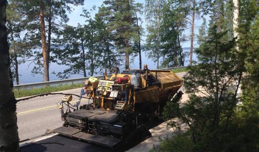 Rakennus Asfaltti P&V Oy:n liiketoiminta GRK Road Oy:lle