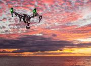 Globaalit haasteet vauhdittavat dronekehitystä