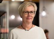 Kirsi Viskari aloitti TAMKin historian ensimmäisenä TKI-vararehtorina