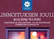 Suomenlinnassa vietetään Linnoituksen joulua