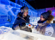 SnowCastle in Lapland - the perfect cool escape this summer