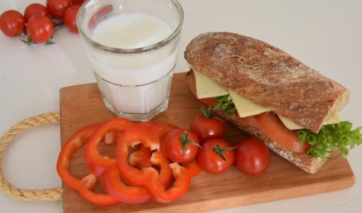 Suomessa syödään leipää ahkerasti