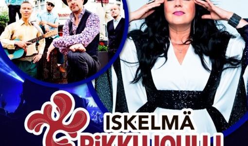 Iskelmä Pikkujoulu 2019 tuo tähtiesiintyjät marraskuussa Tampereelle