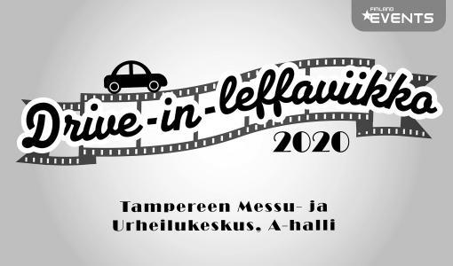Drive-in-teatteri tulossa Tampereen Messu- ja Urheilukeskukseen