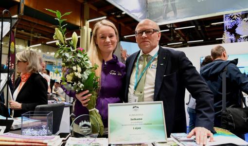 The Gorgeous Destinations of Kainuu under One Brand – Arctic Lakeland Kainuu Launched at MATKA Nordic Travel Fair