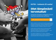 KUTSU - Icehearts 25 vuotta virtuaalinen juhlagaala 2.9.2021