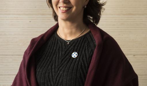 Nina Hahtela jatkaa Sairaanhoitajaliiton puheenjohtajana